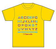 モールス符号Tシャツ(子どもサイズあり)