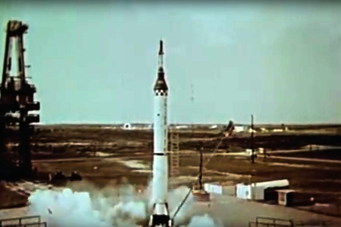 今月のYouTube「米国宇宙開発・失敗の歴史」