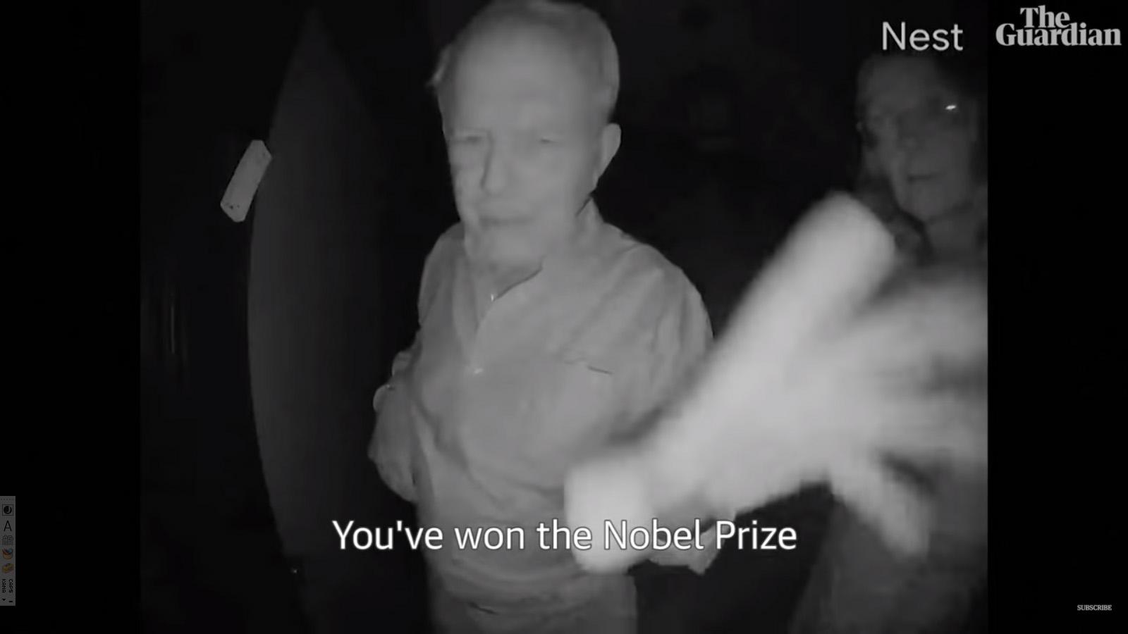 今月のYouTube「FCC周波数オークションの開発者がノーベル経済学賞受賞」